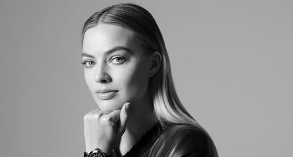 Chanel Mendaulat Margot Robbie Sebagai Wajah Jam Tangan J12