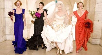 40 Model Gaun Pernikahan dari Film Ikonis yang Dapat Jadi Inspirasi Anda