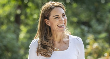Begini Gaya Off-Duty Kate Middleton ketika Dirinya Menerima Dosis Vaksin Covid-19 Pertamanya