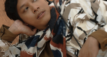 The Fashionable Life: Baskara Putra / Hindia dan Suratnya di Masa Pandemi