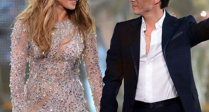 Marc Anthony Menjadi Tempat Bersandar Jennifer Lopez setelah Dirinya Berpisah dengan Alex Rodriguez