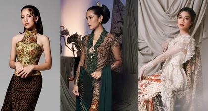 10 Selebriti Wanita Indonesia Ini Pamerkan Foto dalam Balutan Kebaya hingga Batik untuk Semarakkan Hari Kartini