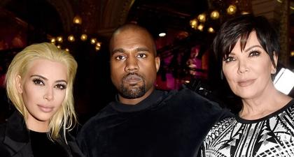 Kris Jenner Akhirnya Buka Suara mengenai Perceraian Kim Kardashian dan Kanye West