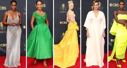 74 Penampilan Red Carpet Penghargaan Emmy Tahunan ke-73