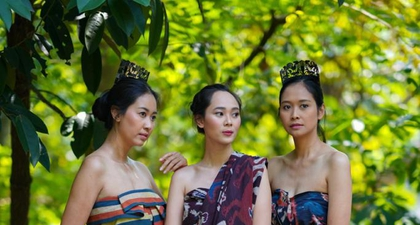 Pendopo Indonesia Mengajak Anda Menelusuri Warisan Wastra Sumba
