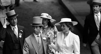 Ini Kisah (Mungkin Nyata) Cinta dan Perselingkuhan Pangeran Charles serta Putri Diana