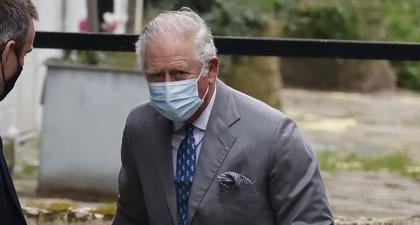 Pangeran Charles Jenguk Sang Ayah, Pangeran Philip, di Rumah Sakit King Edward VII London