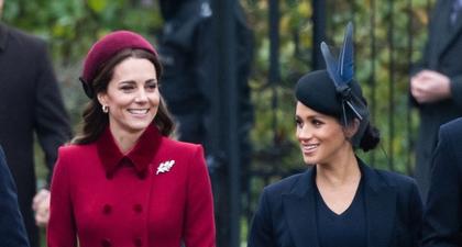 Gaun Pengantin Kate Middleton dan Meghan Markle Masuk dalam Daftar Terpopuler Sebuah Studi