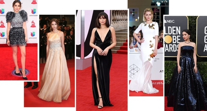 Ana de Armas dan Momen Fashion Red Carpet Terbaiknya