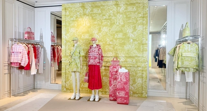 Koleksi Dioriviera dari Dior yang Dikenakan Velove Vexia, Tatjana Saphira, dan Julie Estelle Kini Sudah Hadir di Jakarta