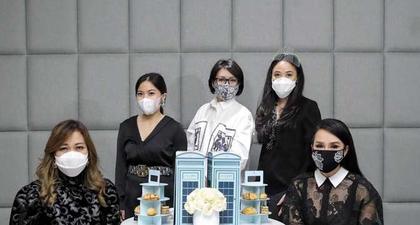 Keseruan Bazaar di Sore Hari Menyambut Kedatangan Brand Skincare Elemis di Indonesia