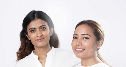 Dua Sosok Perempuan Hebat Nepal Menerima Penghargaan Dari Cle de Peau Beaute