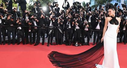 Ini Foto-Foto Gaun di Red Carpet dari Festival Film Cannes Tahunan ke-74