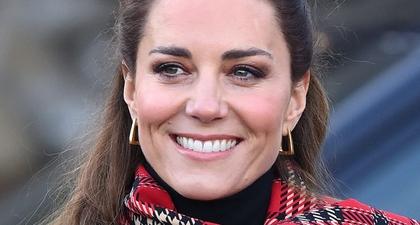 Kate Middleton Rayakan Ulang Tahun ke-39 dengan Menghelat Pesta Teh bersama Ketiga Anaknya
