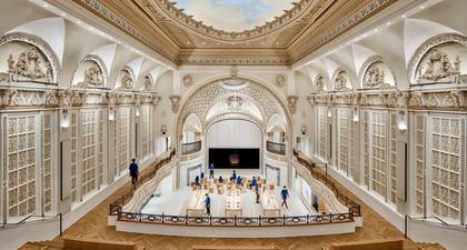 Apple Menyulap Teater Bersejarah di Los Angeles Menjadi Rumah Terbarunya