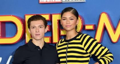 Zendaya Akhirnya Angkat Bicara Tentang Ikatannya dengan Tom Holland dan Pemeran Spider-Man Lainnya