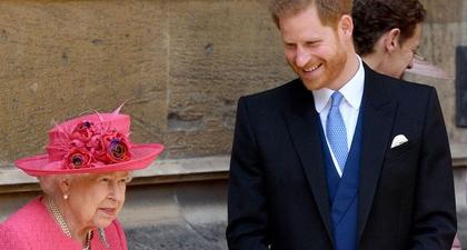 Rupanya Pangeran Harry telah Mengabarkan Sang Nenek, Ratu Elizabeth II Tentang Keputusan Memakai Nama Lilibet