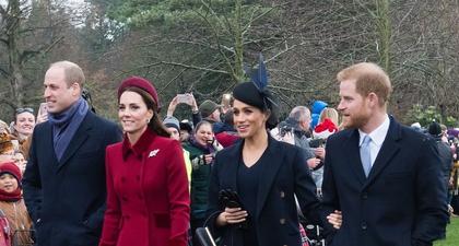 Rupanya Keluarga Sussex dan Cambridge Saling Bertukar Kado Natal