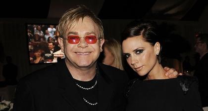 Elton John Menjadi Inspirasi Victoria Beckham untuk Keluar dari Spice Girls