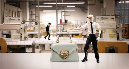 Keseruan Bermain di Butik Virtual Dolce & Gabbana
