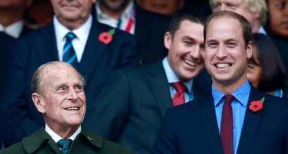 Pangeran William Merilis Pernyataan Mengharukan Yang Ditujukan Untuk Pangeran Phillip