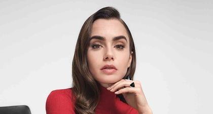 Lily Collins Terpilih Jadi Wajah Baru untuk Lini Perhiasan Cartier