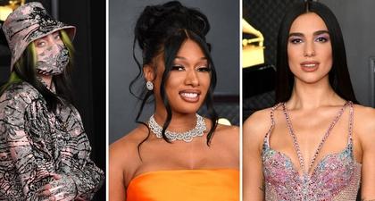 Lihat Penampilan Riasan Terbaik dari Ajang Grammy Awards 2021