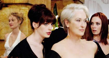Meryl Streep, Anne Hathaway, dan Para Pemeran The Devil Wears Prada Kembali Reuni untuk Berbincang Tentang Film Ikonis Tersebut