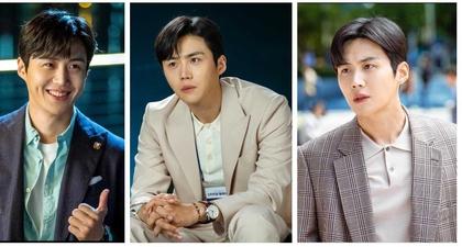 Intip Tampilan Kim Seon Ho Mengenakan Suit Saat Menjadi Han Ji Pyeong di Start-Up