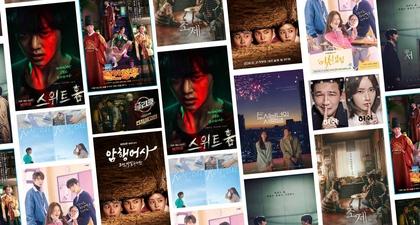 11 Film & Drama Korea yang akan Tayang di Bulan Desember