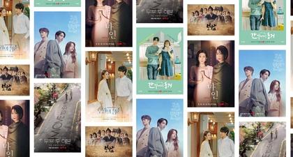 Drama Korea yang akan Menemani Hari-Hari Anda Di Sepanjang Bulan Mei