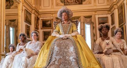 Serial Netflix Bridgerton Menampilkan 7.500 Potong Kostum yang Spektakuler