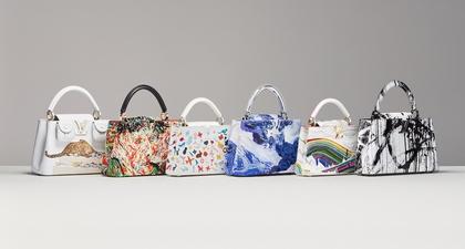 Ini 6 Seniman Kontemporer Artycapucines Louis Vuitton untuk Koleksi Terbaru di 2021