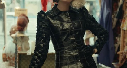 Emma Stone Menampilkan Karakter Cruella de Vil yang Tampak Lebih Punk Edgy
