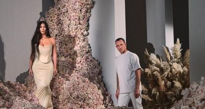 Kim Kardashian Luncurkan 3 Parfum Unisex Hasil Kerja Sama dengan Florist Jeff Leatham