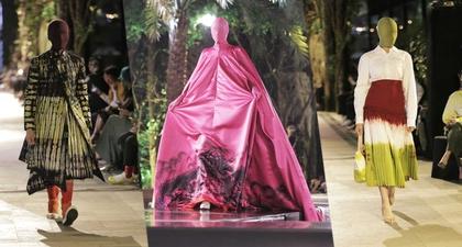 Lakon Indonesia Gelar Fashion Show Tatap Muka Pertama di Masa Pandemi