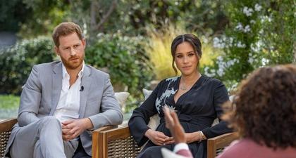 Inilah 7 Bahasan Penting dari Wawancara Pangeran Harry dan Meghan Markle bersama Oprah WInfrey