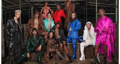 Mengusung Aliran Genderless, Harry Halim Mempresentasikan Koleksi Menswear untuk Musim Spring/Summer 2022