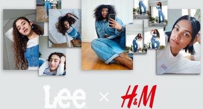 H&M Memperkenalkan Koleksi Sustainable Pertamanya Hasil Kolaborasi dengan Label Denim Ikonis Lee