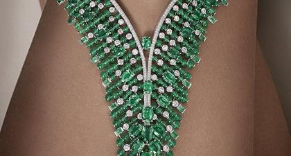 Sixième Sens: Lini High Jewelry Teranyar Persembahan Cartier