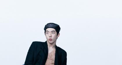 Intip Tampilan Nam Joo-Hyuk dalam Balutan Koleksi Dior Men Summer 2021