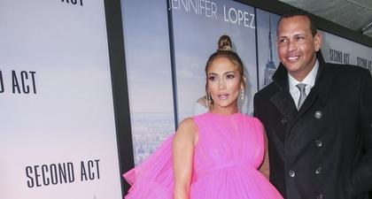 J.Lo dan Alex Rodriguez Mengaku Pernah Datangi Terapi untuk Pasangan di Awal Pandemi