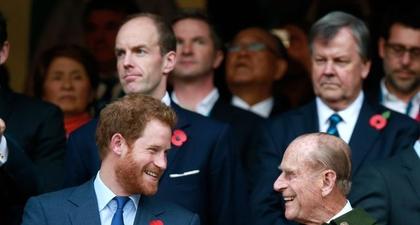 Pangeran Harry Kembali Bagikan Pesan Penghormatan Untuk Pangeran Philip di Sebuah Pernyataan Baru