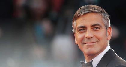 George Clooney Berikan 14,1 Miliar Rupiah Kepada Setiap Sahabatnya