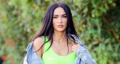 Inilah Busana Megan Fox Saat Belanja di Toko Grosir Organik
