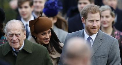 Meghan Markle Dikabarkan Menonton Pemakaman Pangeran Philip dari California