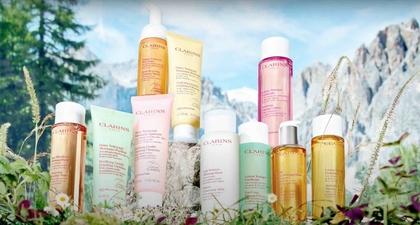 Clarins Resmi Memperkenalkan Rangkaian Cleanser Terbaru di Acara Refreshing Afternoon Soirée