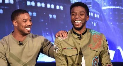 Michael B. Jordan Beri Penghormatan kepada Chadwick Boseman yang Berhasil Memecahkan Rekor dengan Menerima 4 Nominasi di SAG Awards