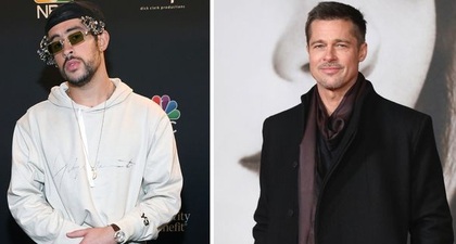Bad Bunny dan Brad Pitt Akan Bertarung di Film Bullet Train Mendatang