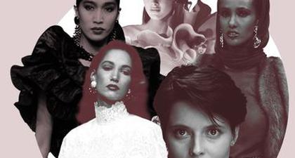 Inilah 20 Supermodel Papan Atas yang Mendominasi Fashion di Era '80-an